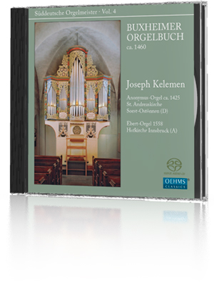 Buxheimer Orgelbuch